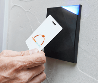 Access Control Reader Installation by vertex
